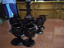 Decanter set in Fort Knox, Kentucky