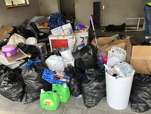 INSTANT JUNK REMOVAL, TRASH PICK UP AND DEBRIS DISPOSAL in Ramstein, Germany