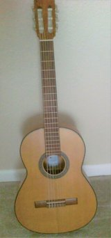 """Guitars """"Tercerolas"""" from Paracho in Fort Bliss, Texas"""