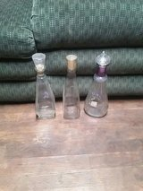 old Decanters in Fort Knox, Kentucky