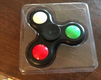 Lighted Spinner in St. Charles, Illinois