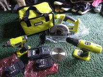 18v ryobi tools in Clarksville, Tennessee