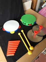 Children's Play Instruments in Perry, Georgia