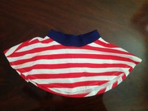 TODDLER SKIRT, size 2T, Red, White & Blue Patriotic in Lockport, Illinois