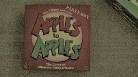 APPLES TO APPLES PARTY BOX in Fort Bliss, Texas