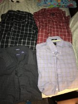 4 Men's Shortsleeve Shirts XLT in Westmont, Illinois
