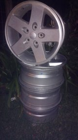 """JEEP 17"""" Rims reduced price in Lake Charles, Louisiana"""
