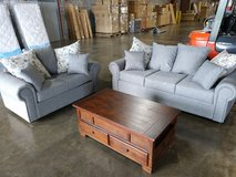Truckload brand new sofa and loveseat  sale ! in Wilmington, North Carolina