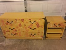 One of a kind  5 pice full size bedroom set in Fort Campbell, Kentucky