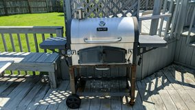 charcoal grill in Oswego, Illinois