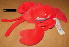 STUFFED TOY LOBSTER in Fort Polk, Louisiana