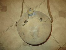 VINTAGE BOY SCOUTS ALUMINUM CANTEEN WITH CANVAS COVER VERY GOOD CONDITION in Bolingbrook, Illinois