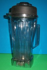 Vitamix Pitcher, Blade, Cover & Plunger in Glendale Heights, Illinois