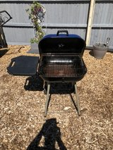 charcoal bbq in Lakenheath, UK