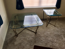LIVING ROOM TABLE SET in Moody AFB, Georgia