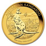 2014 Australia 1/10 oz Gold Kangaroo BU in Leesville, Louisiana