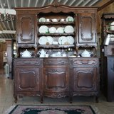 French Louis XV style hutch in Spangdahlem, Germany