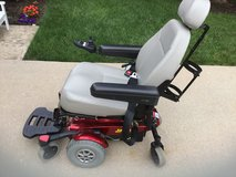 Select 6 Jazzy Motorized Wheelchair in Plainfield, Illinois
