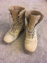 Rocky Boots in Fort Lewis, Washington
