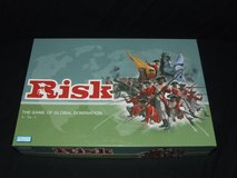 Risk Board Game of World Domination Classic or Mission Complete in Aurora, Illinois
