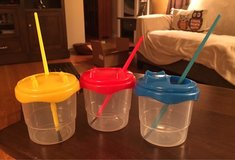 No-Spill Paint Cups/Brushes in Oswego, Illinois