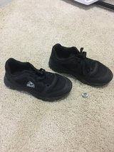 Reebok Black Tennis for kids size 13 black in St. Charles, Illinois