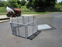 ANIMAL CAGE AND FENCING in Bolingbrook, Illinois