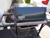 Weber natural gas grill in Joliet, Illinois