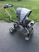Baby Trend Sit n Stand Stroller Foldable in Oswego, Illinois
