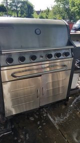 Gas grill in Orland Park, Illinois