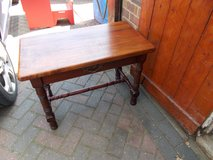 REDUCED Solid Wood Coffee Table in Lakenheath, UK