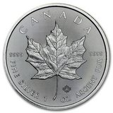 2016 Canada 1 oz Silver Maple Leaf BU in Leesville, Louisiana
