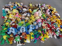 Kids stuff animal toys most with tags still in Alamogordo, New Mexico