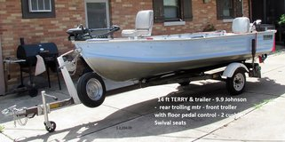 Terry 14 ft. Boat in Naperville, Illinois
