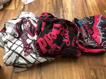 MONSTER HIGH full size bedding set in Chicago, Illinois