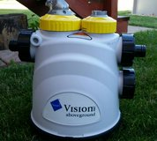 Pool Chlorine dispenser and mineral purifying system in Sandwich, Illinois