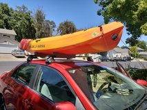 Ocean Kayak + accessories (modified- anchor trolley + paddle holder) in Travis AFB, California