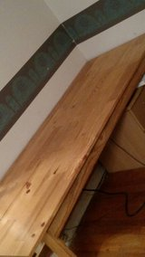 Solid Wood Work Table/Desk in Leesville, Louisiana