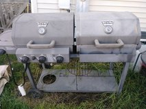Gas/Charcoal Grill in Bolingbrook, Illinois