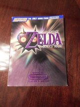 Official Nintendo The Legend of Zelda: Majora's Mask Player's Guide in Algonquin, Illinois