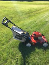 Like New 1.5 year Toro personal pace self propel lawn mower very good shape 7.25 motor has bag, ... in Chicago, Illinois