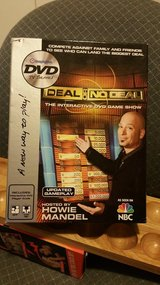 DVD Deal or No Deal Game in 29 Palms, California