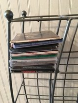 Tall Metal Music CD Storage Tower-Holds 234 CDs!! in Wilmington, North Carolina