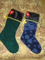 NWT Xmas stockings in Naperville, Illinois