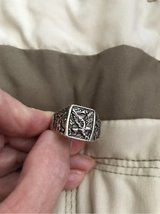 Sterling Silver Eagle Ring in Joliet, Illinois