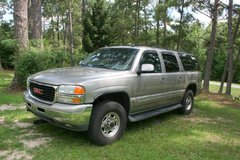 2003 Yukon XL, SLT 8.1L Vortec engine in Moody AFB, Georgia