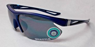 SEATTLE MARINERS Sports Bladed Sunglasses *** NEW with Logo Case *** in Fort Lewis, Washington