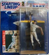 *** KEN GRIFFEY JR. 1997 (10 Year Addition) Starting Lineup Collectible Figurine *** in Tacoma, Washington