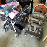 gently used baby strollers, rockers, clothing in Fort Knox, Kentucky