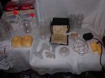 Medela Breast Pump ( Dual ) and Tons of Accessories. Playtex, etc. in Fort Benning, Georgia